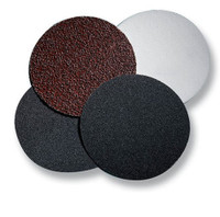 "Silicon Carbide 8"" Hook & Loop Edger Discs"
