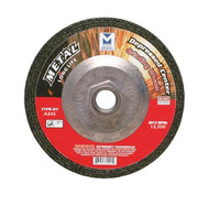 "5"" x 1/4"" x 5/8""-11 Hubbed Grinding Disc T27 620110"