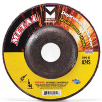 "Mercer 4"" x 1/8"" x 5/8 Cutting and Light Grinding Wheel"