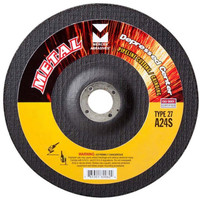 "Mercer 9"" x 1/8"" x 7/8 Cutting and Light Grinding Wheel"