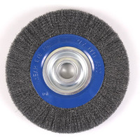 "10"" Crimped Wire Wheel for Pedestal Grinder"