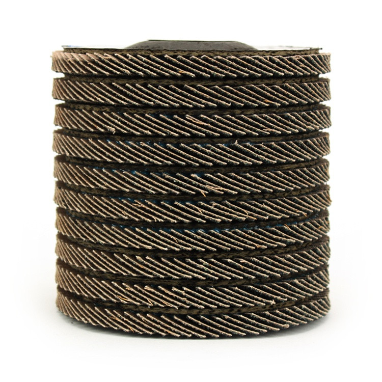10 pack of premium black hawk flap discs