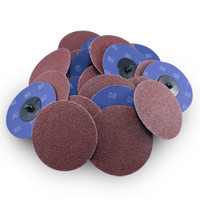 """3"""" Quick Change Disc A/O - 25 Pack"""