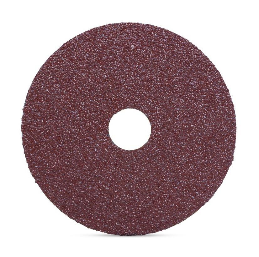 5 inch aluminum oxide resin fiber disc