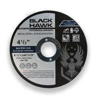 """4-1/2"""" x .040 x 7/8"""" Cutting Disc T1 - 25 Pack"""