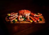 Alaskan King Crab, About 8lbs Whole Fresh Crab