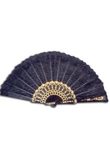 Venetian accessory lace fan