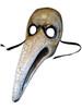 Venetian mask Dottore Peste Craquele