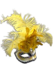Venetian mask Colombina Turina
