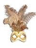 Venetian mask Colombina Regina