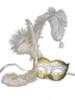 Venetian mask Colombina Elina