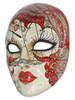 Authentic Venetian Mask Volto Velo