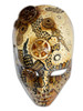 Authentic Venetian Mask Volto Mechanic