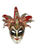 Authentic Venetian paper mache mask Jester Brutus