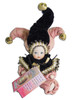 Authentic Venetian Small Triangel Doll