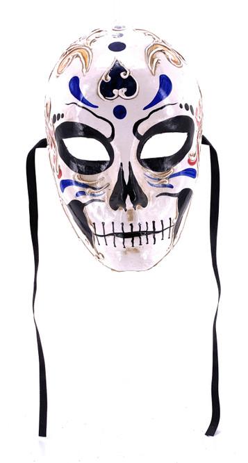 Venetian mask - Volto Dia De Los Muertos