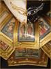 Venetian mask Jolly Tarot Bib