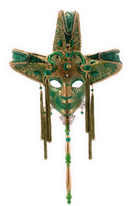 Venetian mask Jolly Metallo Lux