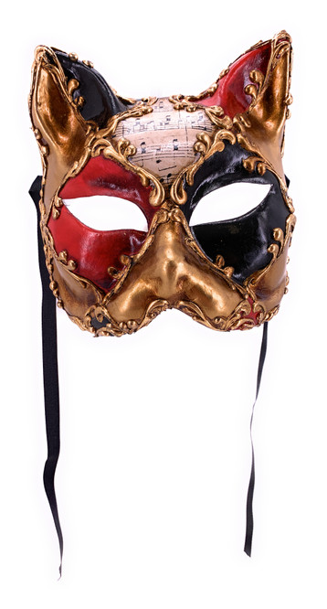 Venetian mask Gatto Ron