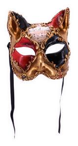 Venetian mask Gatto Ron