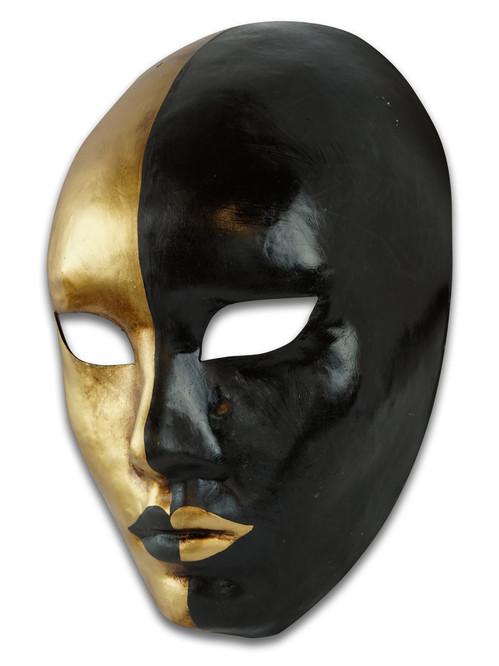 Authentic Venetian mask Volto Ducale