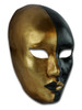 Authentic Venetian mask Volto Ducale