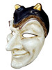 Authentic Venetian mask Volto Diablo