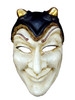 Authentic Venetian mask Volto Diablo