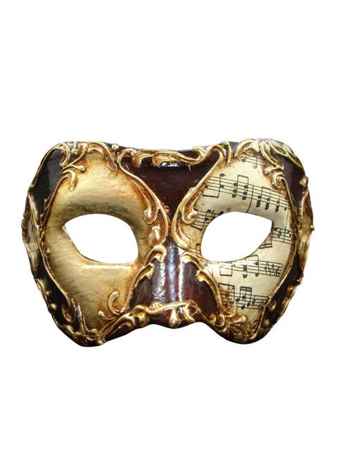 Venetian eye mask Colombina Alegra