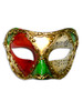 Venetian eye mask Colombina Alegra