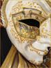 Venetian mask Jester Tarot Bib