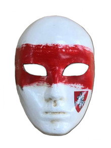 Venetian full face mask Volto Belarus FREEDOM