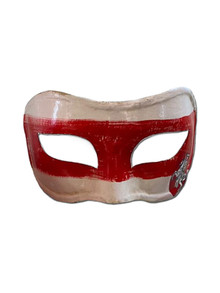 Venetian eye mask Colombina Belarus FREEDOM