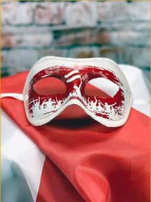 Venetian Eye Mask Belarus FREEDOM