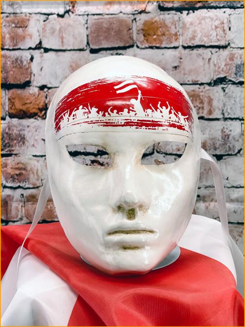 Venetian full face mask Volto Belarus FREEDOM