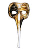 Venetian Commedia Dell' Arte mask Zanni Ron