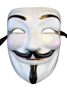 Authentic Venetian mask V for Vendetta