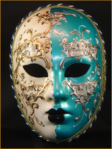 Authentic Venetian mask Volto Sonata