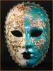Authentic Venetian mask Volto Sonata