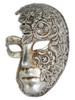 Authentic Venetian mask Volto Luna Mac