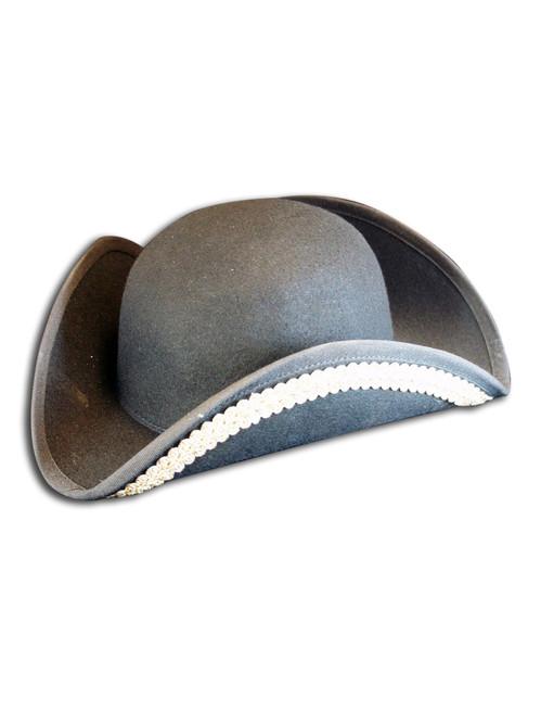 Authentic Traditional Venetian tricorno hat
