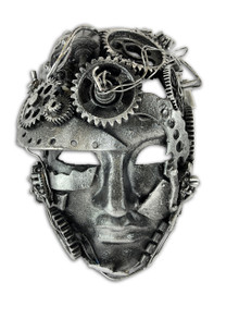 Venetian Mask Volto Psycorg