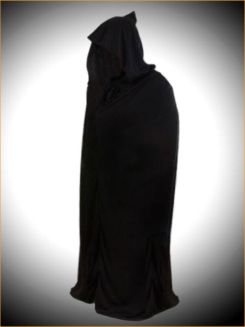 Venetian hooded cape