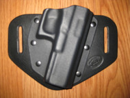 CZ OWB standard hybrid leather\Kydex Holster (fixed retention)