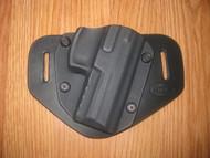 HK OWB standard hybrid leather\Kydex Holster (Adjustable retention)