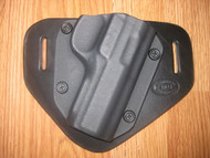 RUGER OWB standard hybrid leather\Kydex Holster (Adjustable retention)