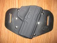 STEYR OWB standard hybrid leather\Kydex Holster (fixed retention)
