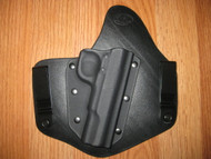 TOKAREV TT IWB standard hybrid leather\Kydex Holster (fixed retention)