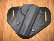 TOKAREV TT OWB standard hybrid leather\Kydex Holster (Adjustable retention)