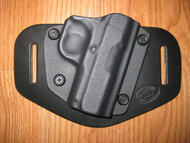 KIMBER OWB standard hybrid leather\Kydex Holster (Adjustable retention)